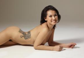 maria ozawa, tattoo, asian, brunette, smile, maria o, maria ondarra, miyabi, ozawa maria