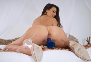lorena g, brunette, smile, gorgeous, inthecrack, ass, pussy, labia, bed, dildo, azhriel, bb, bianca, bianca garcia, bibi, ganyen, lorena, anus