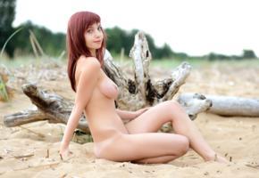 rima, nude, naked, beach, yilka, ylika, alma, boobs
