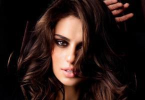 catrinel menghia, model, brunette, romanian, pretty