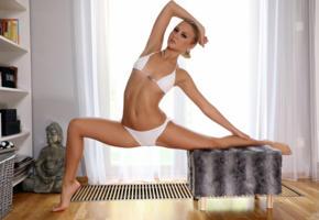 jati, kristina, blonde, bikini, spread legs, hi-q