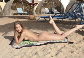 alizeya, kana, alizeya a, sexy girl, adult model, ass, tits, legs, beach