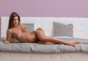 maria ryabushkina, maria, tara, melena, maria rya, sexy girl, adult model, nude, legs, bed, tits, tanned