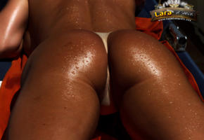 laradesantis, lara, lara de santis, xxx, pornstar, porn, ass, tanned, beach, wet, butt, bikini, sexy, hot, erotic, oiled, oiled ass