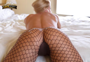 ass, butt, cum, sexy, hot, erotic, lara, lara de santis, xxx, pornstar, porn, cum on ass, pantyhose, fishnet