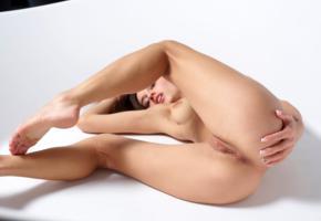 gloria sol, aaliyah, cameron, gloria, penelope y, sofiya oleinik, model, pussy, shaved pussy, labia, anus, ass, legs, bathtub, brunette