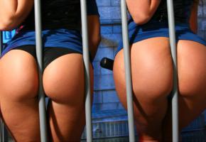 arse, bum, ass, big ass, jail, panties, black panties, hot ass, unknown