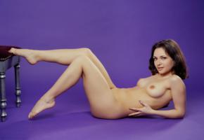 meli x, sweet, cute, sexy girl, adult model, boobs, tits, nude, brunette