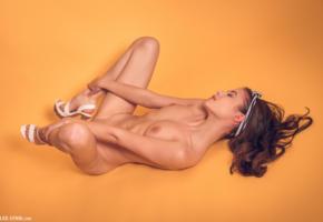 jenna, liana c, lerae, kseniya, viktoriia aliko, paula u, amy, hilary c, jane y, sexy girl, adult model, stilettos, tits, tanned, legs, nude, brunette