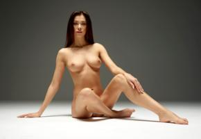 nicolette, model, babe, brunette, poland, big tits, tits, boobs, pussy, shaved pussy, perfect body, nude