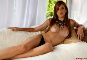 roberta murgo, perfect tits, perfect body, sexy girl, tits, tanned, sea, topless, brunette, sexy ftopx girl