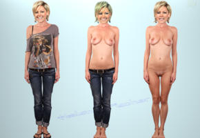 helene fischer, stripshow, singer, fake, tits, boobs, blonde, low quality