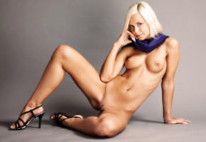 dido a, pussy, boobs, blonde, tits, tanned, trimmed pussy