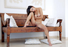 gloria sol, aaliyah, penelope y, sofieq, sofiya oleinik, sophie, model, pretty, babe, awesome, brunette, big tits, tits, boobs, open legs, pussy, shaved pussy, labia, legs, graceful feet, tanned, tanned lines, nude, 4k