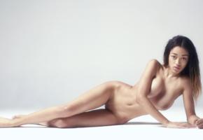 tarya, pussy, ebony, boobs, big tits, shaved pussy, nude, legs, beautiful feet