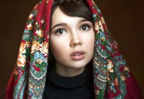 ekaterina ermakova, model, pretty, babe, russian, 4k, face