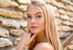 nancy a, jane f, erica, model, blonde, blue eyes, face, portrait, nancy ace