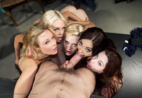 kayden kross, jesse jane, riley steele, selena rose, stoya, porn star, blowjob, dick, cock, pov, suck dick, group sex
