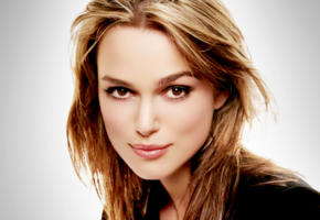 keira knightley, model, actress, brunette, british, smile, sensual lips, 4k, face, portrait