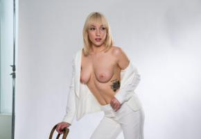 lily labeau, blonde, sexy girl, adult model, tattoo, lilly, lilly labeau, lily, lily l, lily la beau, lily lebeau, tits