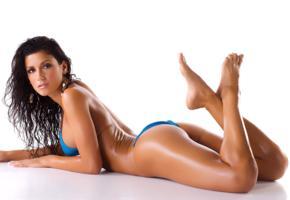 rafaela grossl, isabella milan, brunette, model, sexy, bikini, legs, ass, girl, close up, tits, oiled