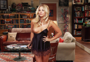 tbbt, penny, the big bang theory, big bang theory, fake, celebrity fake, kaley cuoco