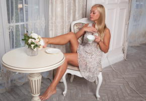 sarika, blonde, tanned, dress, legs, non nude