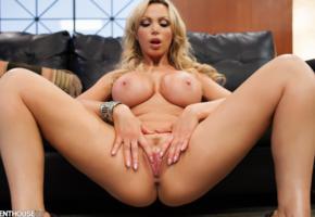 nikki benz, blonde, labia, spreading legs, spread labia, pussy, boobs, big tits, fake boobs