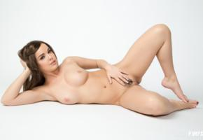 dillion harper, brunette, naked, tits, pussy, trimmed pussy, posing, sexy, labia, boobs, big tits, nude