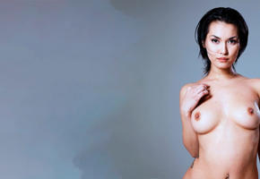 maria ozawa, boobs, wet, 4k, nude, big tits, nipples, hard nipples, asian