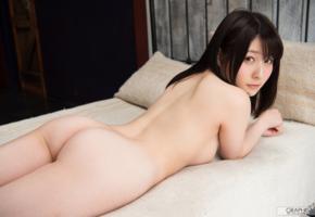 asian girls, japanese girls, momo sakura, jpop, asian, nude, ass, tits, brunette, japanese