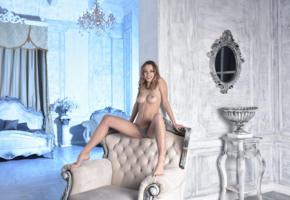 saloma, maxa, maxa z, morea, legs, panties, boobs, tits, topless, smile