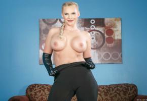 phoenix marie, tits, topless, boobs, big tits, smile