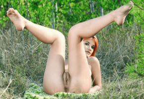 violla a, pussy, 4k, ass, anus, labia, legs up, feet, sexy legs, dina p, myza