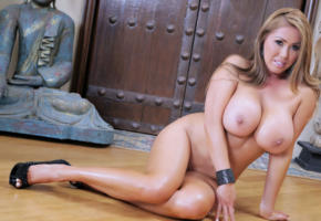 asian, big tits, busty, brunette, mature, boobs, nipples, hooters, tanned, oiled, super boobs