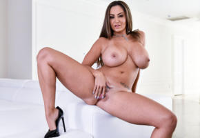 pussy, brunette, big tits, breasts, busty, hooters, ava addams, boobs, nipples, nude