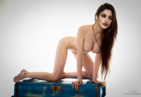 tamannah, tollywood, telugu, fake, nude, boobs, big tits, nipples