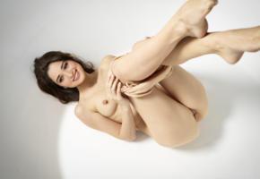 tamannah, tollywood, telugu, fake, tits, boobs, nipples, smile, brunette, legs up, ass