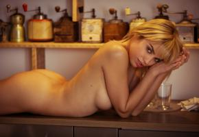 margo dumas, blonde, sexy girl, chica, boobs, tits, tanned, nude, ass