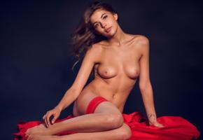 monika dee, gulia g, lindsey t, monika, kaitlin, debora k, nude, tanned, brunette, tits, boobs, nipples, stockings