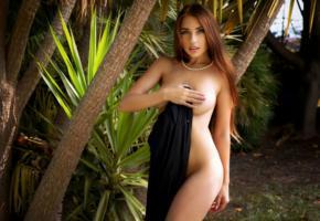 niemira, model, sexy, dress, boobs, tits, brunette