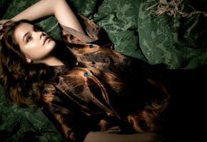 barbara palvin, model, brunette, beautiful, nice skin