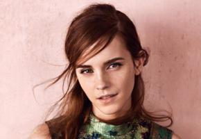 emma watson, freckles, close-up, beautiful