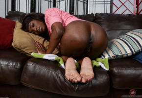 anna foxxx, perfect ebony babe, asshole, ass, ebony, black girl, pornstar, anus
