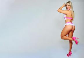 juliana salimeni, juju, brazil, brazilian, bikini, ass, tanned, hot, legs, high heels, smile