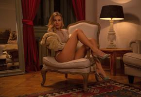 kate jones, sexy, girl, chica, legs, tanned, high heels