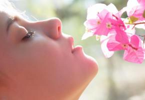 chanel fenn, cali, sandra, hot, model, sexy, teen, young, outdoor, hi-q, sweet, face, flower, close up