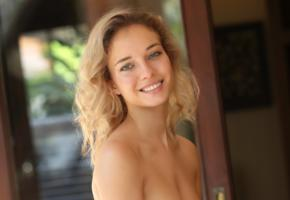 danica jewels, danica, annabell, natali andreeva, blonde, sexy girl, chica, nude, smile