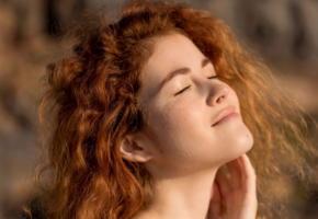 redhead, pretty face, face, smile, portrait, cute, heidi r, vanessa, adel c, heidi romanova