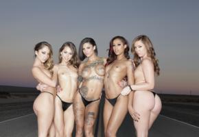 riley reid, erotic, topless, ass, big ass, boobs, big tits, tits, tanned, tattoo, remy lacroix, bonnie rotten, skin diamond, veruca james, maddy oreilly